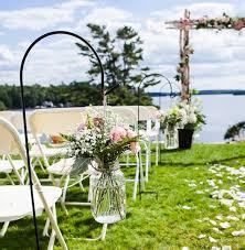 New Diy Outdoor Wedding Decorations