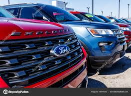 100 Ford Truck Dealership Fishers Circa March 2018 Local Car And