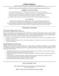 Property Maintenance Technician Resume Sample Mechanic Example Industrial Skills