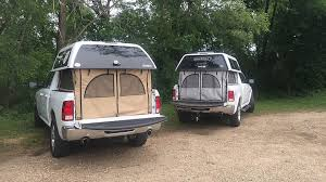 100 Truck Cap Camper Turn Your Into A Tent And More With TopperEZLift System