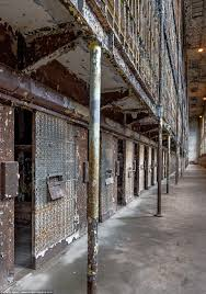 Mansfield Prison Tours Halloween 2015 by Inside Prison Used To Film Shawshank Redemption Where 200 Inmates