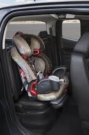 100 Car Seat In Truck GMC Canyon Debuts Novative Child Solution Wallace
