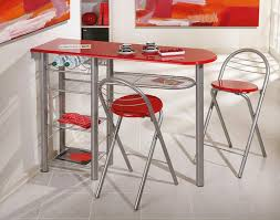 table de cuisine moderne table de cuisine triangulaire peinture murale beige comptoir en