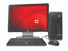ordinateur de bureau compact le pc de bureau compaq cq2000 facon netbook