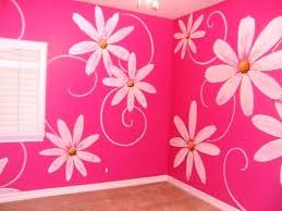 Wall Paintings For Bedroom Girls Room Painting Bedrooms Tree