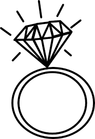 Wedding Rings Drawing