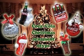 Christmas Gift Coca Cola Collectibles Tree