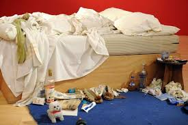 Tracey Emin My Bed by 4 Controversial Art Works That Have Come To Liverpool In The Past