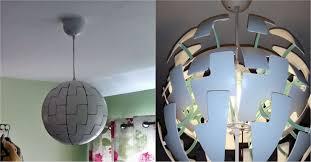 Automated IKEA PS 2014 Pendant Lamp IKEA Hackers