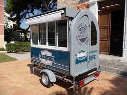 Remorque Food Truck Triporteur Mazaki - Mazaki Motor