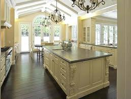 What Is A Galley Kitchen Purple Country Cabinet Styles Oak Cabinets