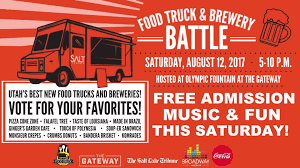 U92 SLC - Food Truck And Brewery Battle | Facebook