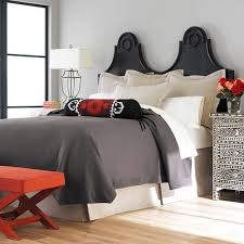 Brilliant Red Black And Grey Bedroom 40 For Your Home Decorating Ideas With
