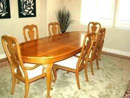 Thomasville Dining Room Table And Chairs Architecture Set Sets