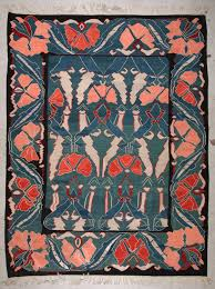 "Arts & Crafts Rug Turkey 7 11"" x 10 3"" 241 x 312 cm – Material"