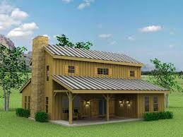 Surprising Two Story Pole Barn House Image design house