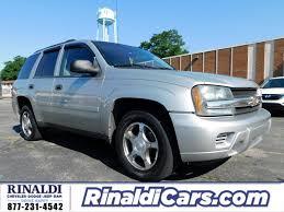 100 Rinaldi Truck Rental Used 2008 Chevrolet Trailblazer For Sale Shenandoah PA STK 7F059B