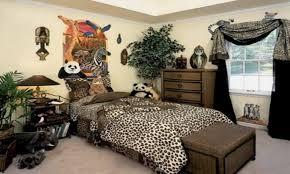 Leopard Print Room Decor by Pleasing 40 Bedroom Ideas Leopard Print Design Inspiration Of 107