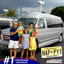 Happy New Jersey Conversion Van Customers