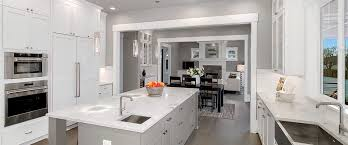 clean and modern custom cabinets