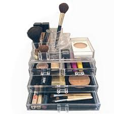 The Coolest Countertop Makeup Organizer MyCosmeticOrganizer