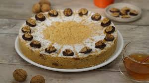 walnuss streusel torte