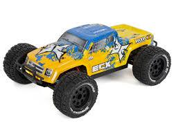 RC Ruckus 1/10 RTR Monster Truck By ECX [ECX03016]   Cars & Trucks ...