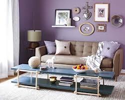 wohzimmergestaltung wohnzimmer lila freshouse