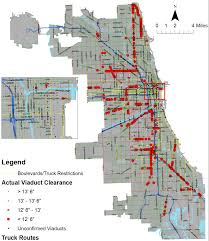 Chicago Truck Route Planning Study
