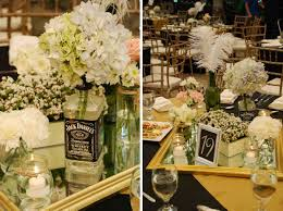 Jack Daniels Themed Wedding