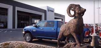100 Largest Pickup Truck 40000SquareFoot StandAlone Ram Dealership Opens In California