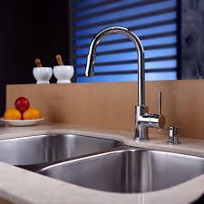 Water Faucet Aerator Assembly Process by Stainless Steel Kitchen Sink Combination Kraususa Com