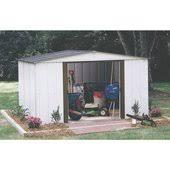 suncast 34 cu ft horizontal storage shed bms3400 do it best