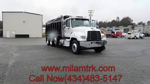 100 Milam Truck Sales 2012 FREIGHTLINER 114SD TRI AXLE DUMP TRUCK FOR SALE T3067 YouTube