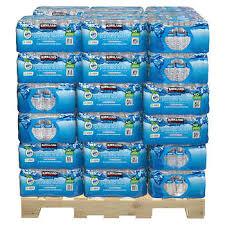 Kirkland Signature Bottled Water 169 Fl Oz 40 Pack 48 Case Pallet