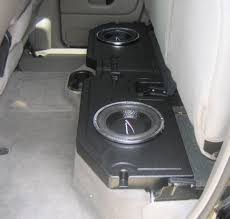 I Want This Speaker Box For The Back Seat. Only A Single Sub Though ... Truck Specific Bassworx 12 Inch Subwoofer Boxes Lvadosierracom Ordered Me Some Bass For My Mobile Twin 10 Sealed Mdf Angled Box Enclosures 1 Pair 12sp Ported Single Car Speaker Enclosure Cabinet For Kicker Tc104 Inch 300w Loaded Car Truck Subwoofer Enclosure Universal Regular Standard Cab Harmony R124 Sub Speakers In The Jump Seats Rangerforums The Ultimate Ford Custom 8 2005 Gmc Sierra Pickup Fi Flickr Cut Out Stock Photos Images Alamy Fitting And Subwoofer Boxes