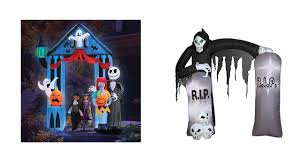 Gemmy Inflatable Halloween Tree by Halloween Decorations And Costumes