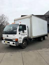 100 Used Box Trucks For Sale By Owner 2004 Nissan Ud 16 Foot Truck With Security Lift Gate
