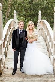 A Winter Wonderland Wedding In Highlands NC