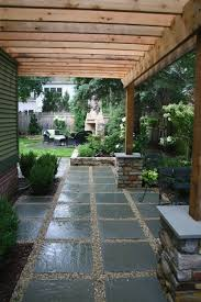 Pea Gravel Patio Ideas | Here's A Large Slate And Pea Gravel Patio ... Add Outdoor Living Space With A Diy Paver Patio Hgtv Hardscaping 101 Pea Gravel Gardenista Landscaping Portland Oregon Organic Native Low Maintenance Pea Gravel Rustic With Firepit Backyard My Gardener Says Fire Pits Inspiration For Backyard Pit Designs Area Patio Youtube 95 Ideas Bench Plus Stone Playground Where Does 87 Beautiful Yard In Your How To Make A Inch Round Rock And Path Best River 81 New Project