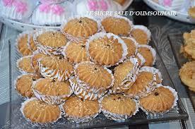 cuisine alg駻ienne gateaux gâteau algérien naissance fille le sucré salé d oum souhaib