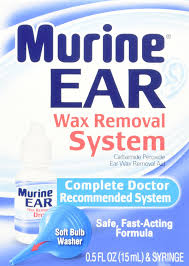 murine ear wax removal system 0 5 oz earwax