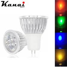 dimmable gu10 gu5 3 mr16 e27 led spotlight 3w 4w 5w 85 265v