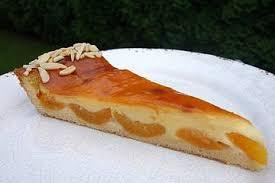 mandarinen pudding kuchen