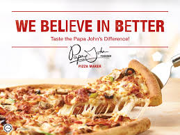 Papa John's Pizza - Kingdom Of Bahrain Pizza Hut Coupon Code 2 Medium Pizzas Hut Coupons Codes Online How To Get Pizza Youtube These Coupons Are Valid For The Next 90 Years Coupon 2019 December Food Promotions Hot Pastamania Delivery Promo Bridal Buddy Fiesta Free Code Giveaway