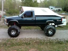 100 Old Lifted Trucks For Sale Image Of Chevy Jacked Up In