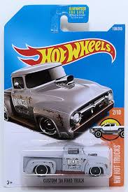 100 56 Ford Truck Custom Hot Wheels Collectors