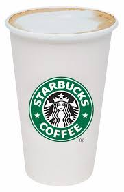 Starbucks Coffee Cup Clipart