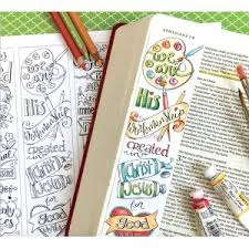 Meet 40 Of The Worlds Leading Bible Journaling Artists