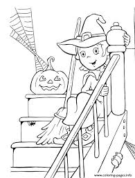 Halloween Witch S Printable Free9735 Coloring Pages